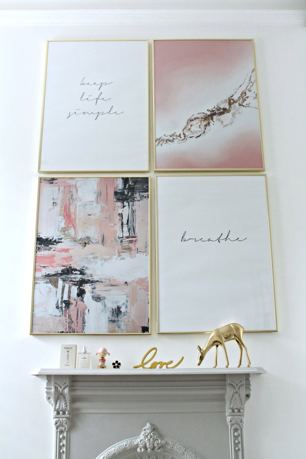 Littlebigbell Trend In Art Print Wall With Desenio