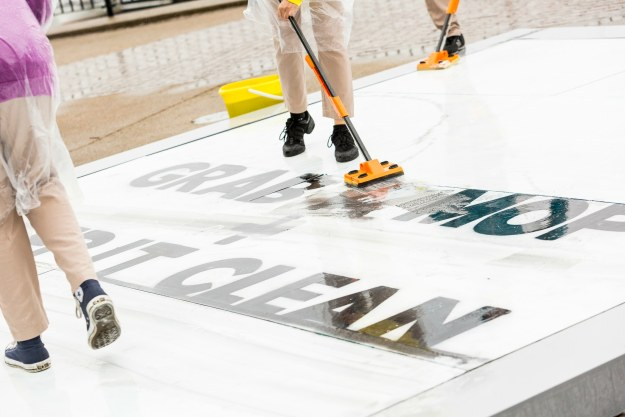 Method-floor-cleaning