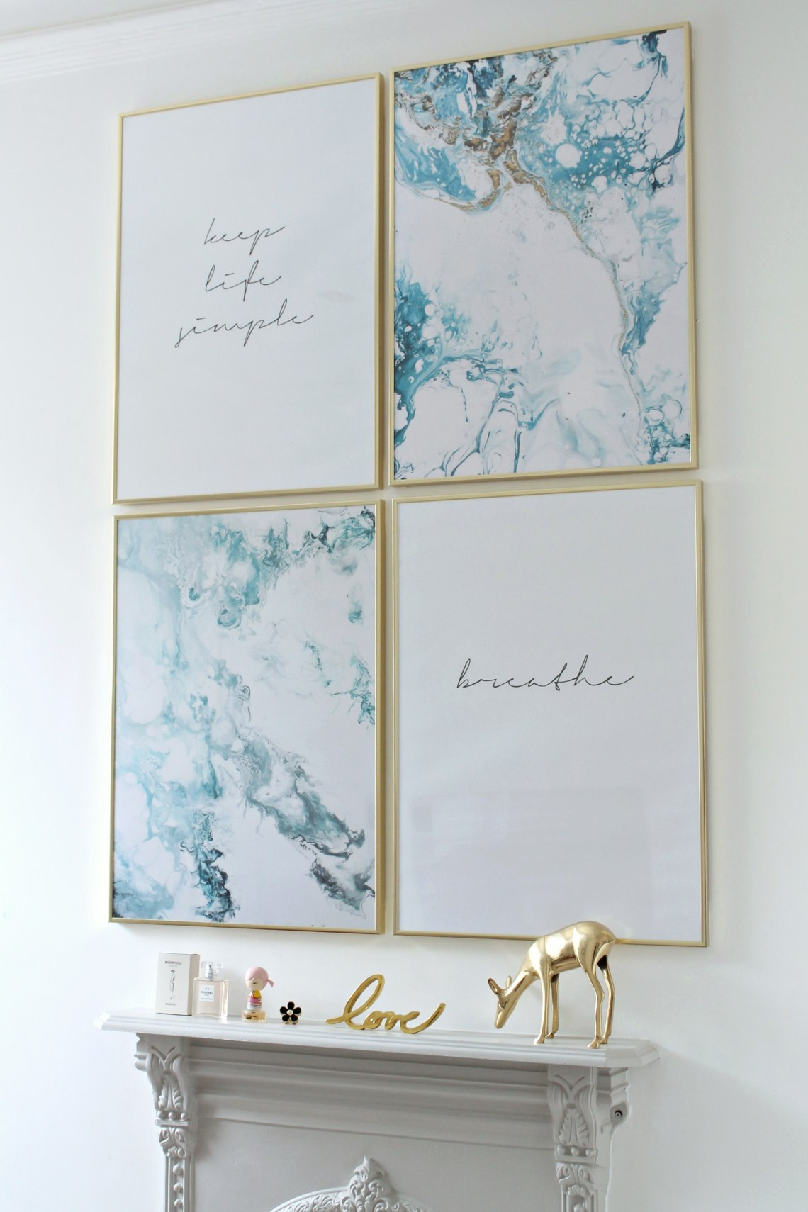 Image Result For How To Decorate A Big Wall In A Living Room