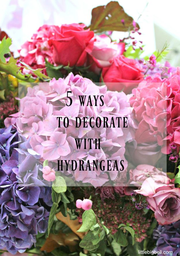 5-ways-to-decorate-with-hydrangeas-Little-Big-Bell