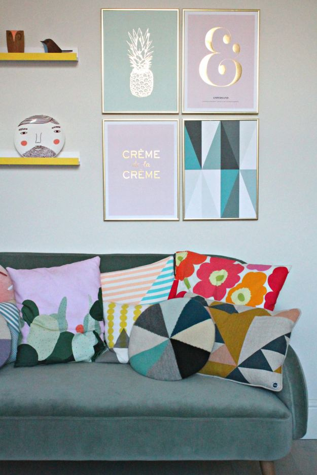gallery-wall-in-pastel-colors-little-big-bell