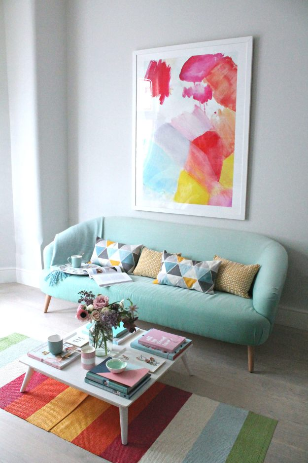 Living-room-style