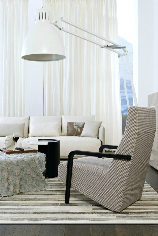 Contemporary luxury sofas from Camerich