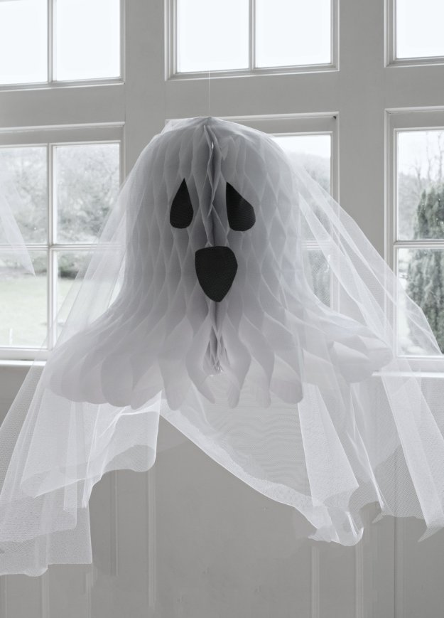 halloween ghost diy