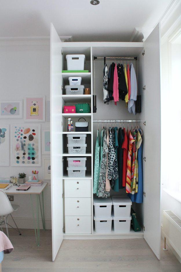 wardrobe makeover