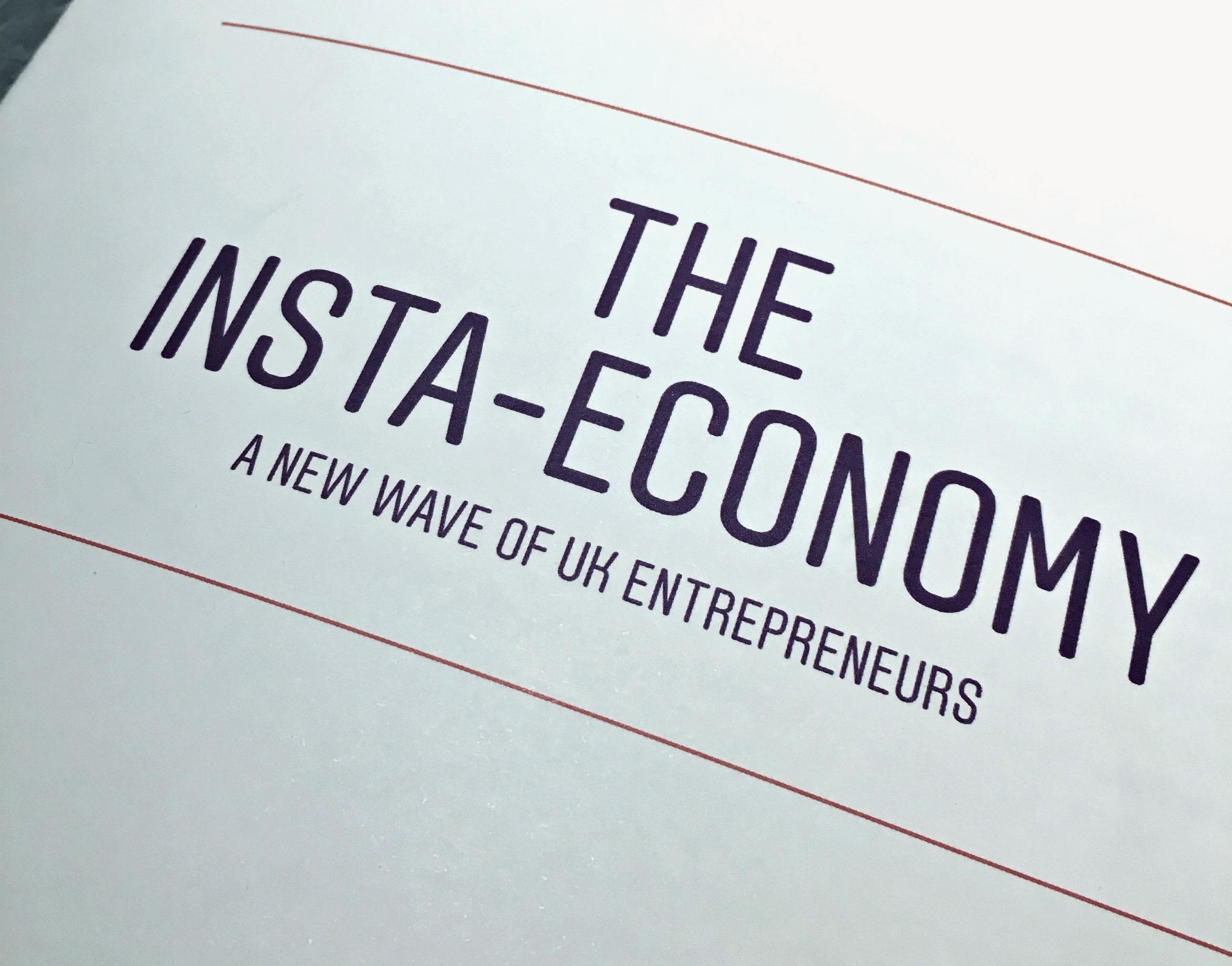 littleBIGBELL Instagram's Insta Economy report and Insta