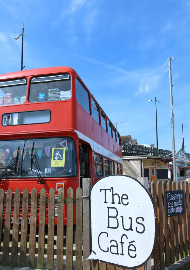 The Bus Cafe in Margate
