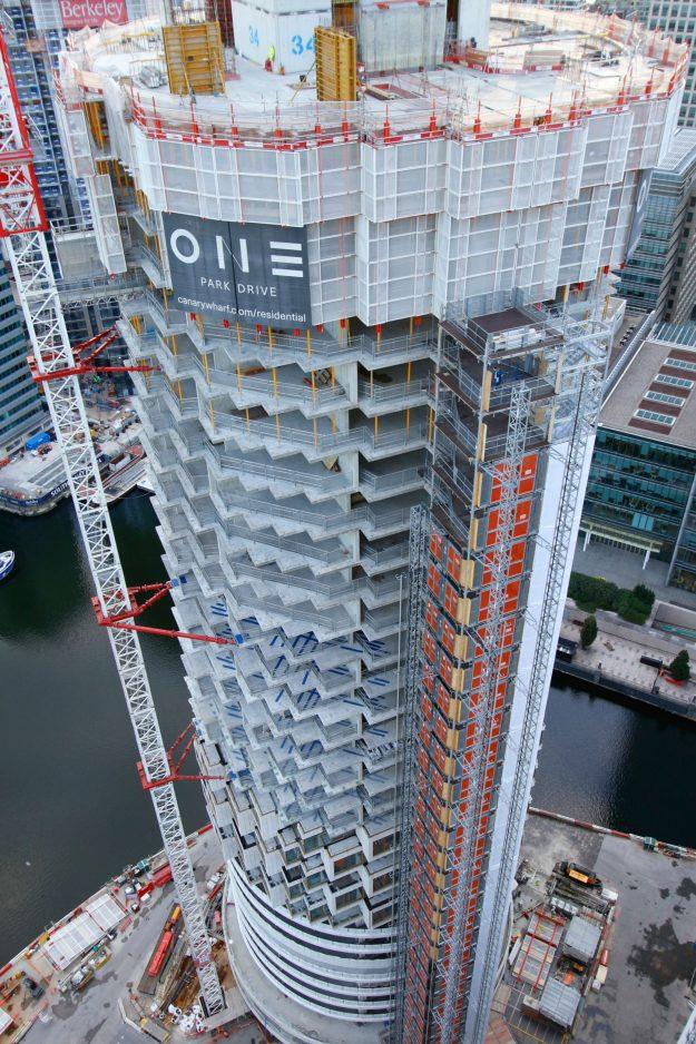 One Park Drive Canary Wharf