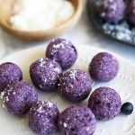 Berry Bliss Balls - perfect for a healthy snack and lunch boxes