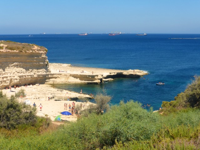 A bit off the beaten track, St Peter's Pool is a wonderful place for a dip in the sea