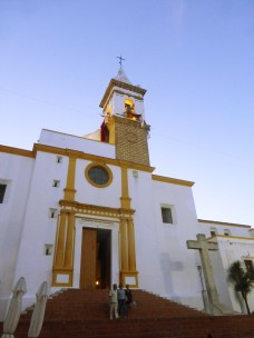 Church in Ayamonte