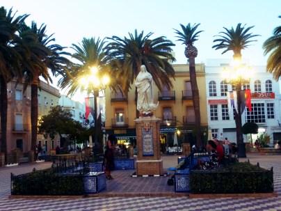 Plaza de la Laguna Ayamonte