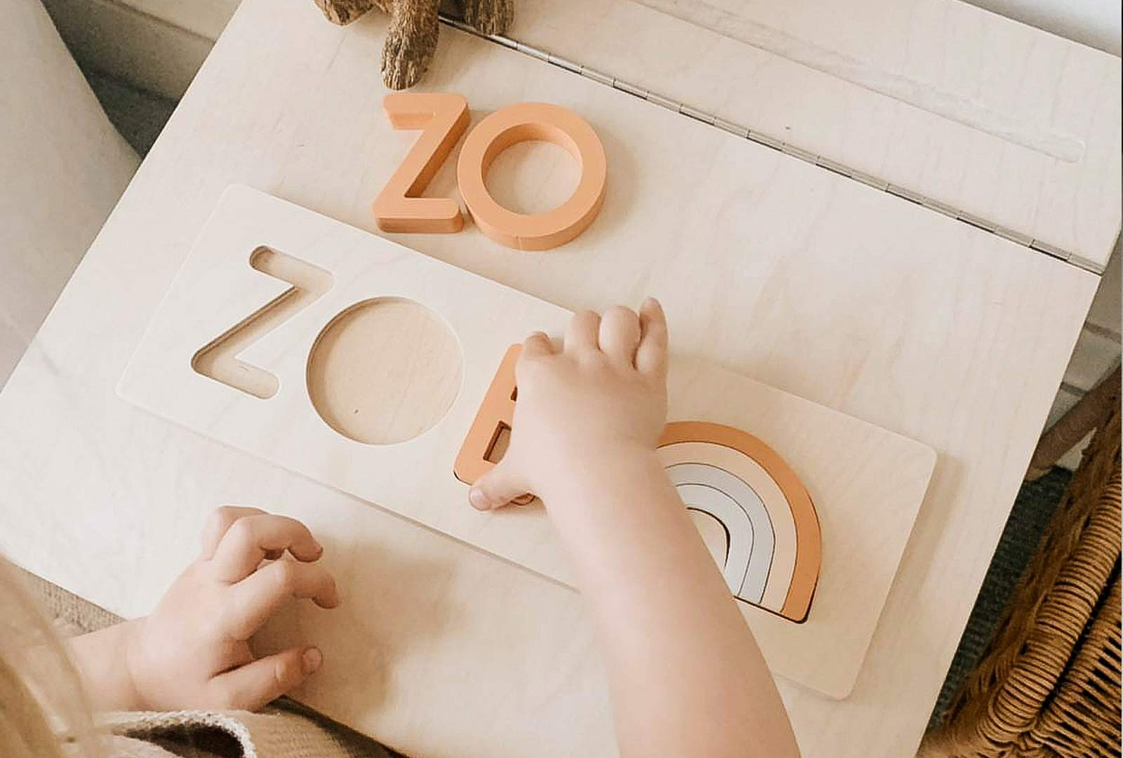 Apricot Name Puzzle