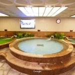 La salle des bains aux JCM Spa Sauna