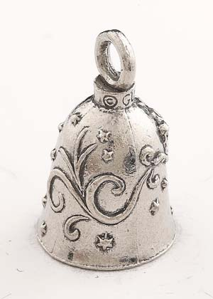 Halo Angel guardian bell, Perfect gift for a biker motorcycle friend, protect your biker friend with this Halo Angel guardian bell