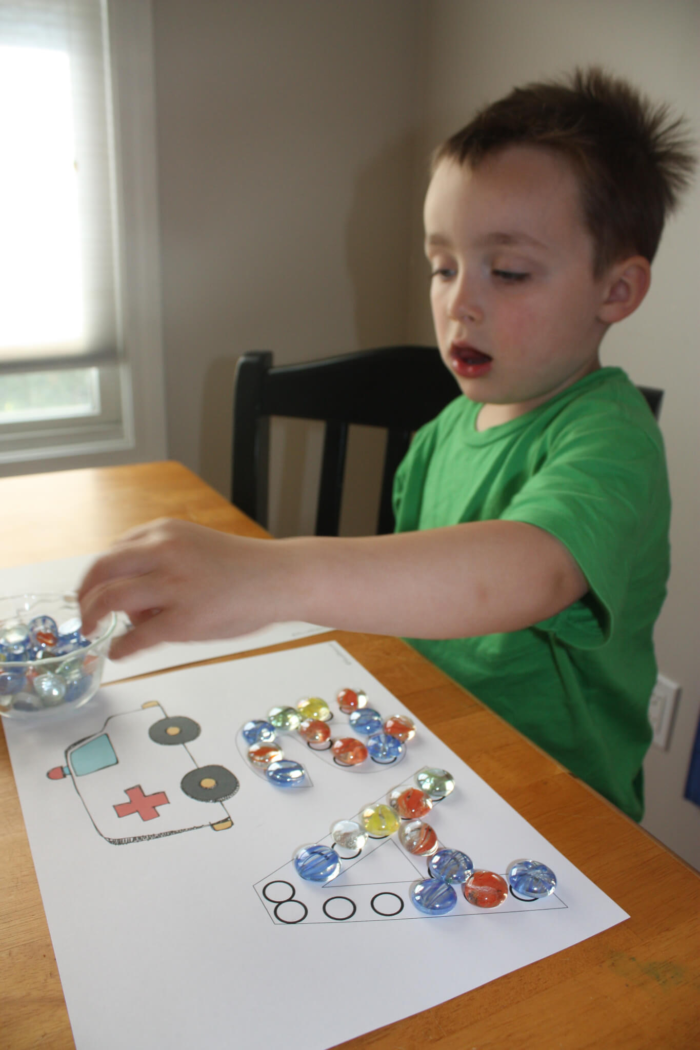 Alphabet Sensory Play Amp Week Of Aa Wrap Up
