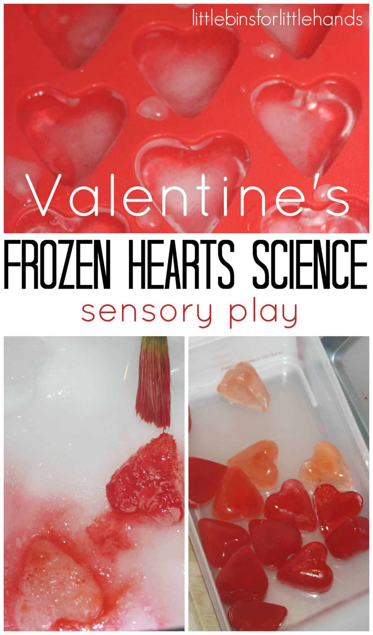 Valentine S Ice Science Experiments For Kids