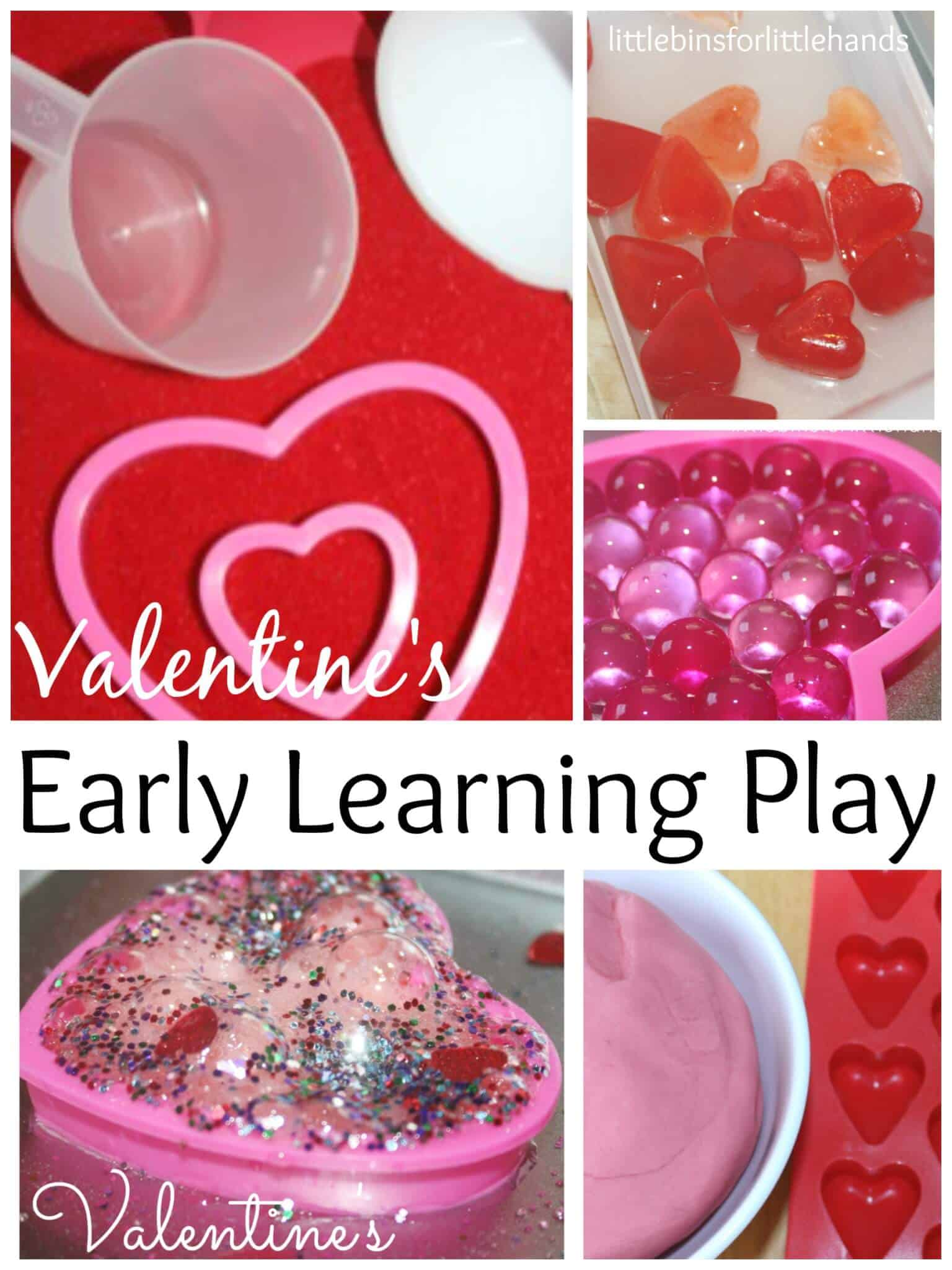Valentine Day Activities For Preschoolers