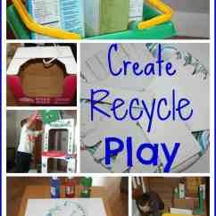 Kitchen Recycle Bin White Tile 25 Playful Learning Preschool Activities | Little Bins For ...