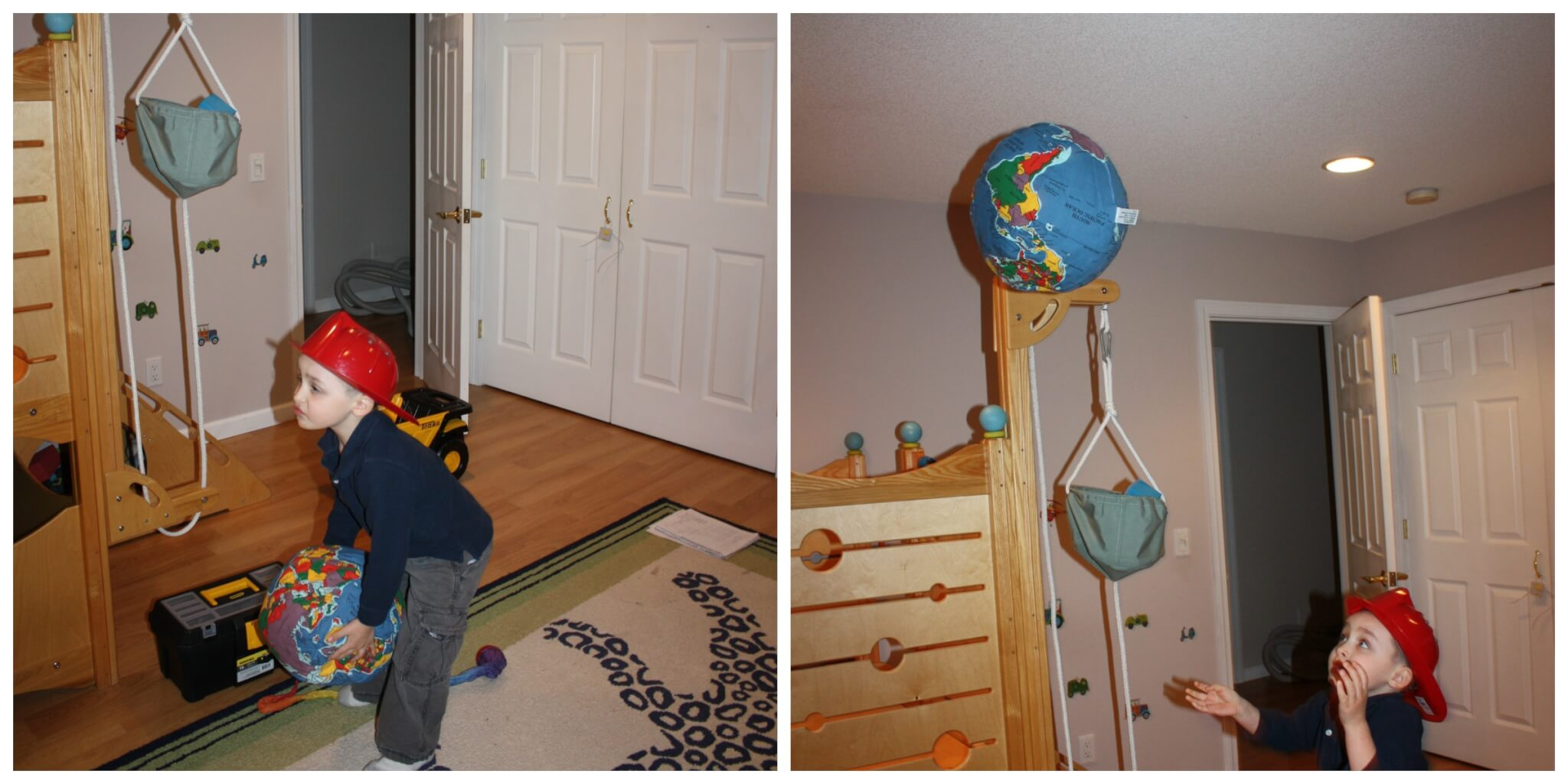 kids balance ball chair hanging wicker chairs canada gravity science experiments and activities for