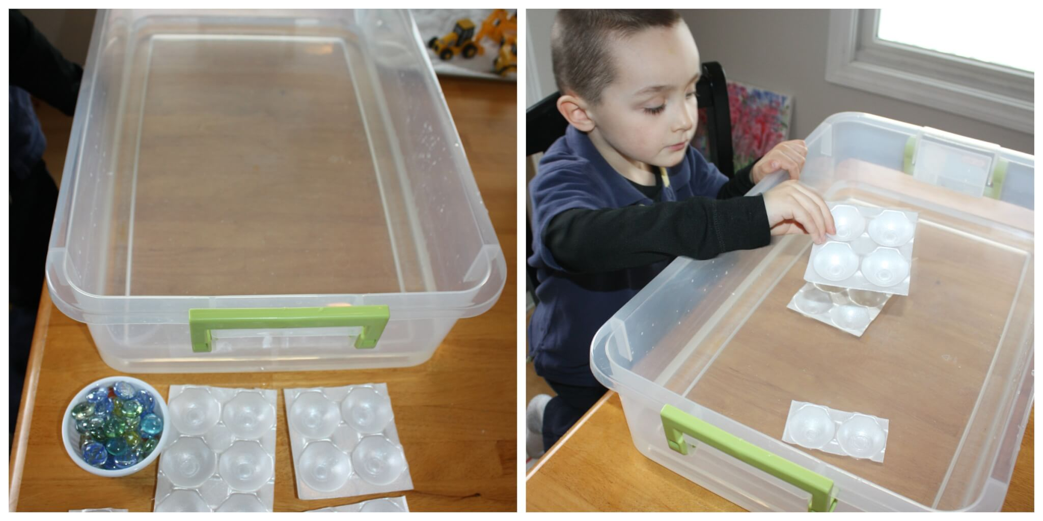 Easy Styrofoam Activities Fine Motor Amp Science Project Recycle Amp Create