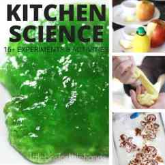 Kitchen Science Shelving Ideas Experiments And Activities For Kids How To Set Up With