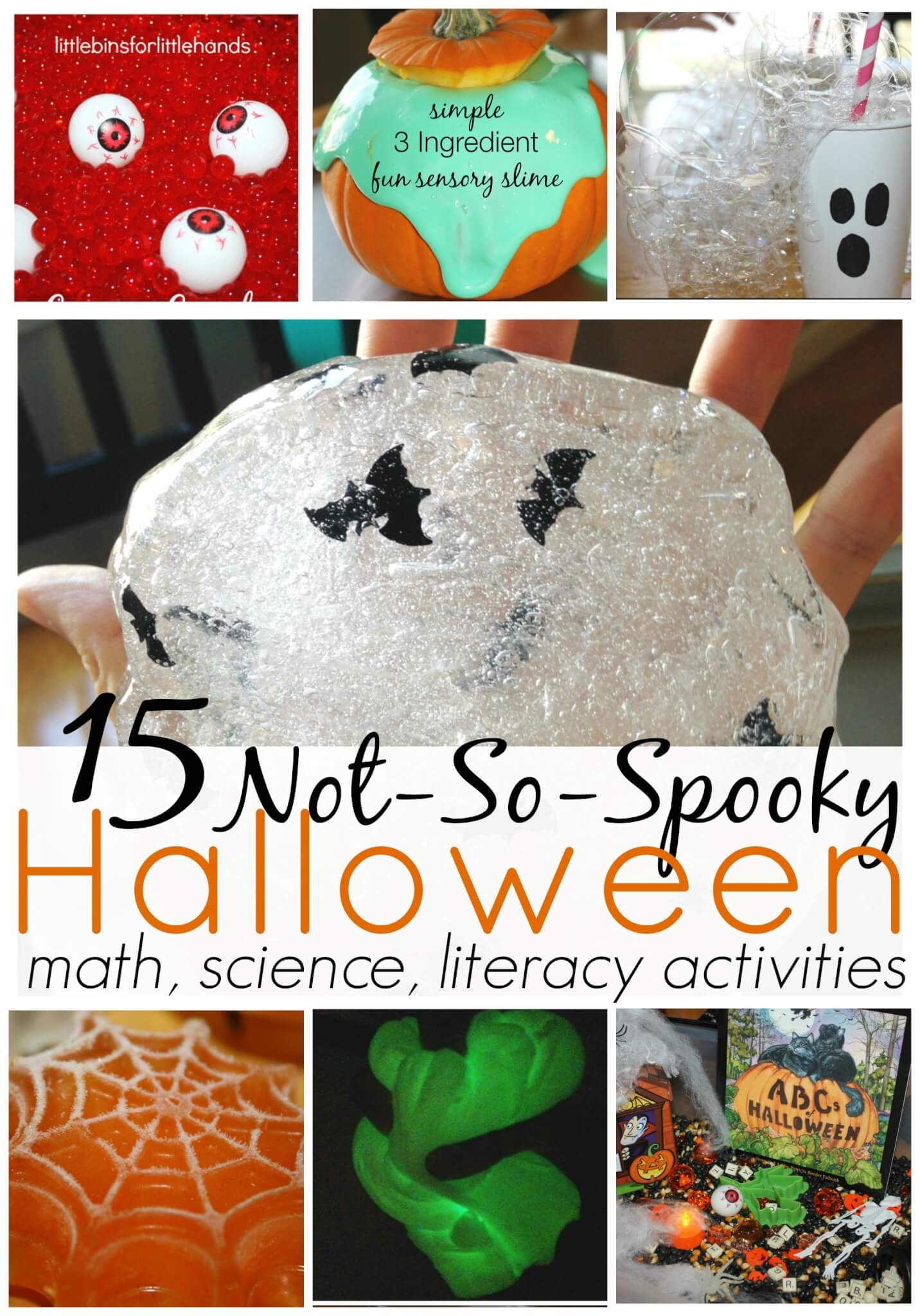 15 Not So Spooky Halloween Activities For Math Science
