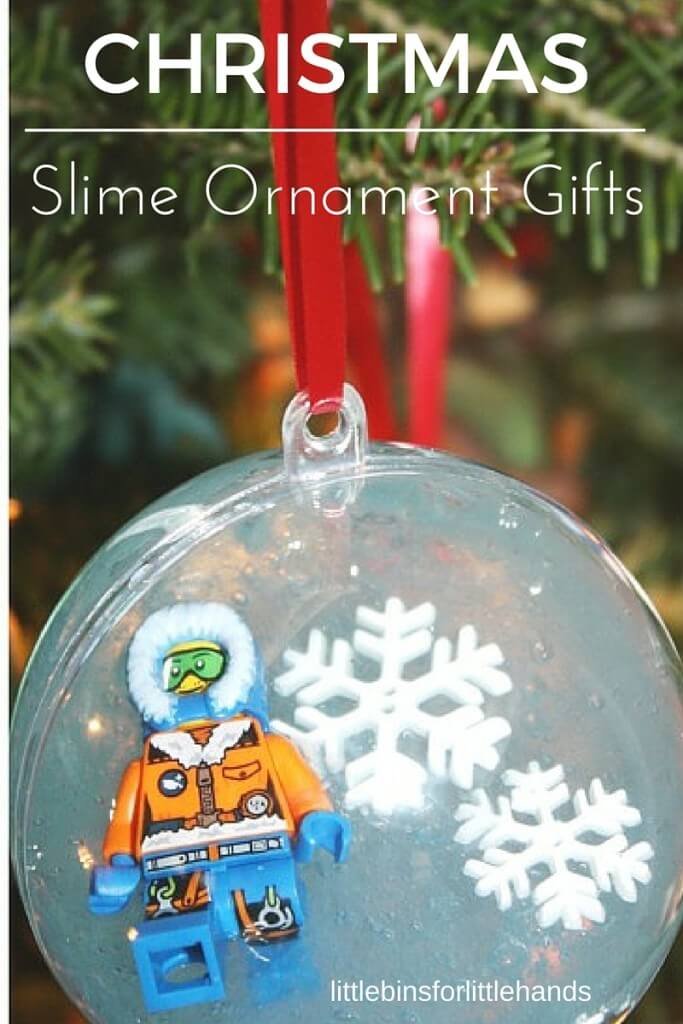 slime ornaments for kid