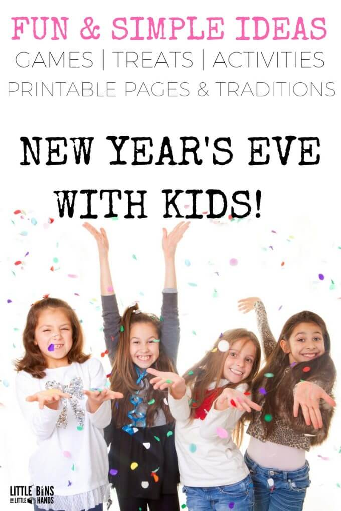 kids new years eve