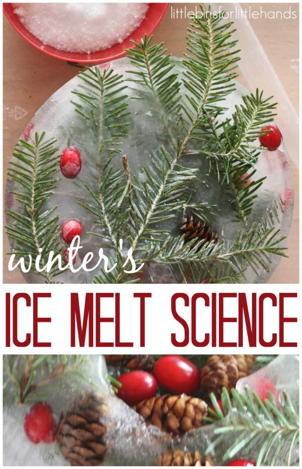 Kids Winter Activities Science And Sensory Play