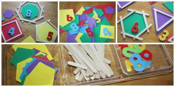 Geometric Shapes Activities