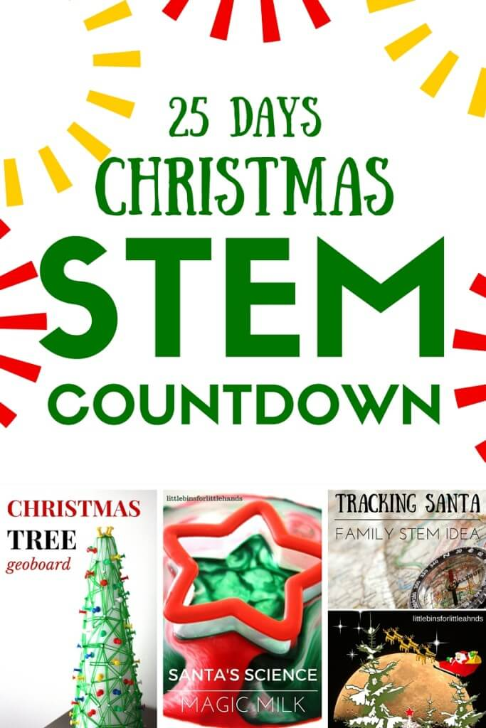 Christmas Coding Activity STEAM Ornament For Kids