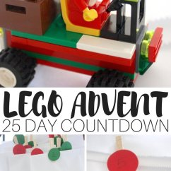 How To Make A Simple Lego Sofa Fur Esstisch Advent Calendar Diy Christmas Countdown This Is Super Fun Science Experiment For Kids Plus It