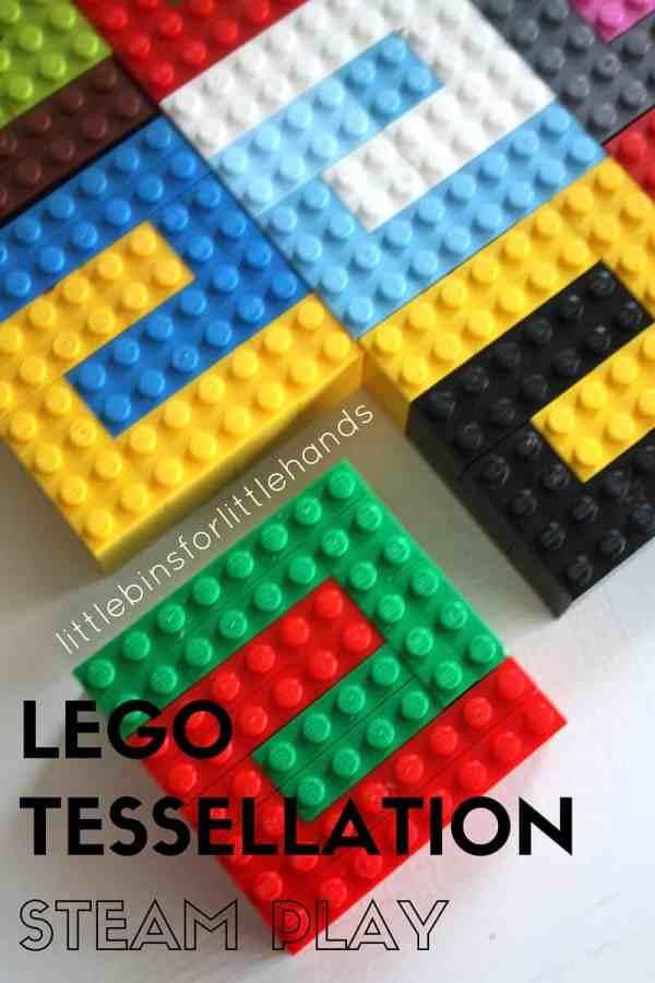 Lego Tessellation Steam Activity Kids