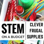 How To Put Together Inexpensive Stem Ideas For Kids Stem Activities