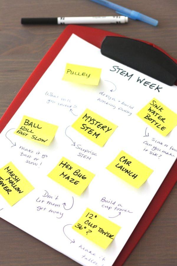 7 Paper Bag Stem Challenge Ideas Little Bins