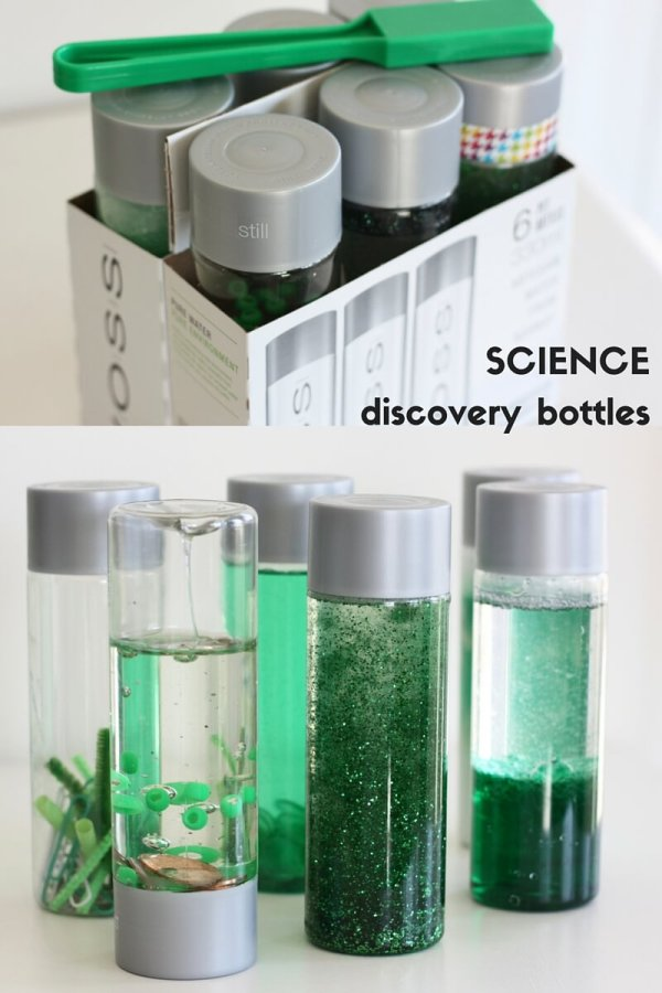 Science Discovery Bottles