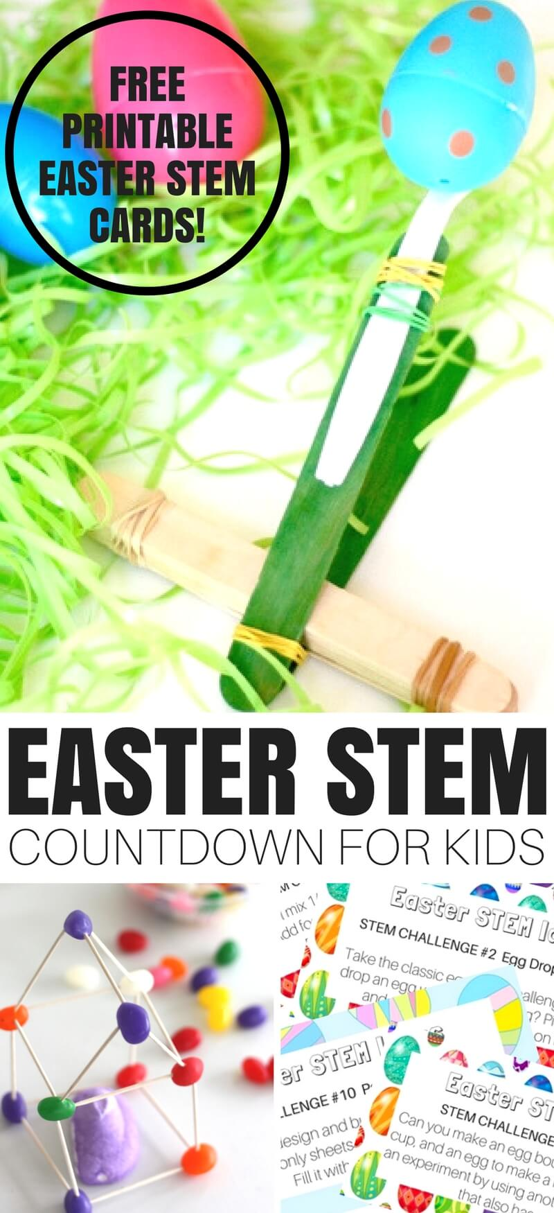 countdown to easter with