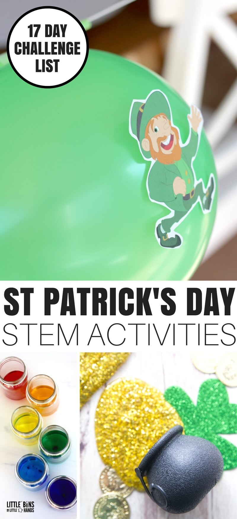 medium resolution of St Patricks Day STEM and Science Activities for Kids