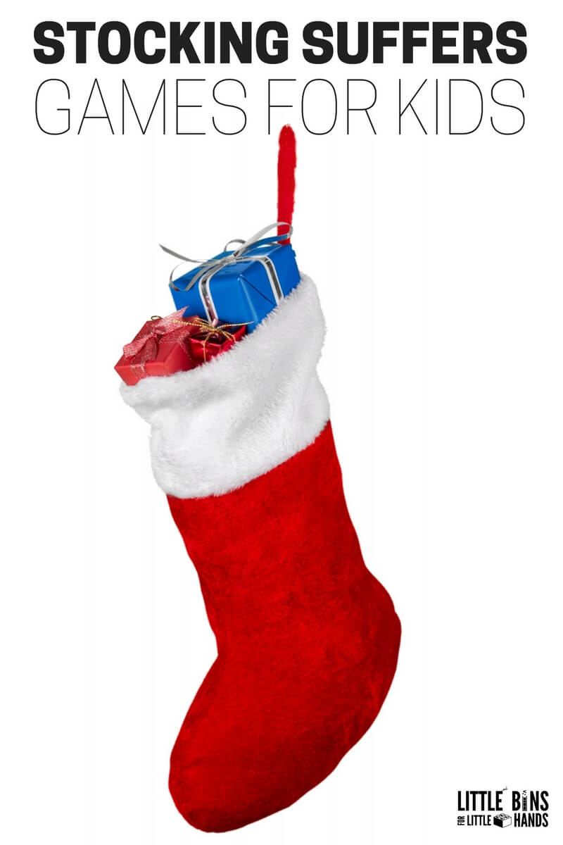 Christmas Sock Gift Ideas
