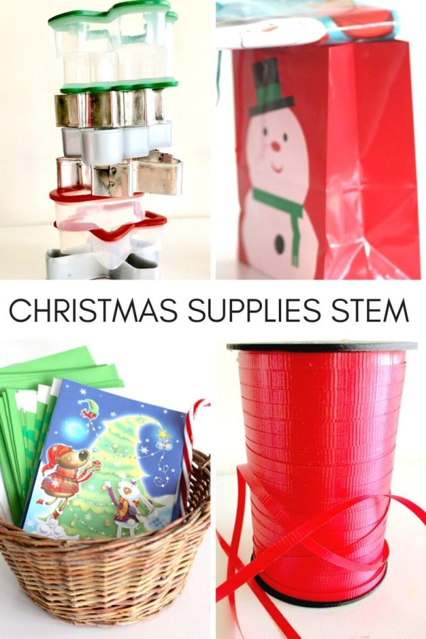 Christmas Stem Challenges And Science Ideas Holiday