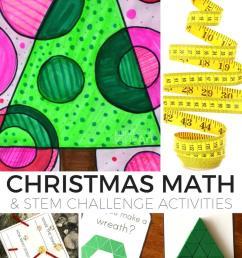 Christmas Math Activities   Little Bins for Little Hands [ 1200 x 800 Pixel ]