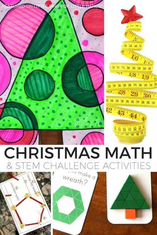 small resolution of Christmas Math Activities   Little Bins for Little Hands