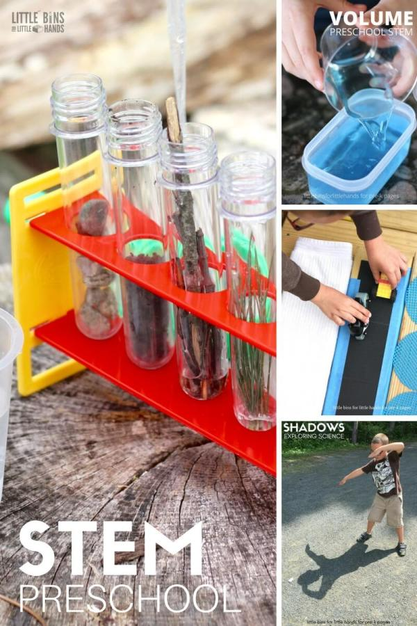 School Preschool Science Activities And Experiments