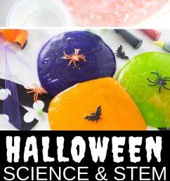 Halloween Science Experiments and Activities   Little Bins for Little Hands [ 1750 x 800 Pixel ]