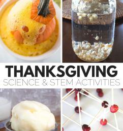 Thanksgiving STEM Activities   Little Bins for Little Hands [ 1200 x 800 Pixel ]