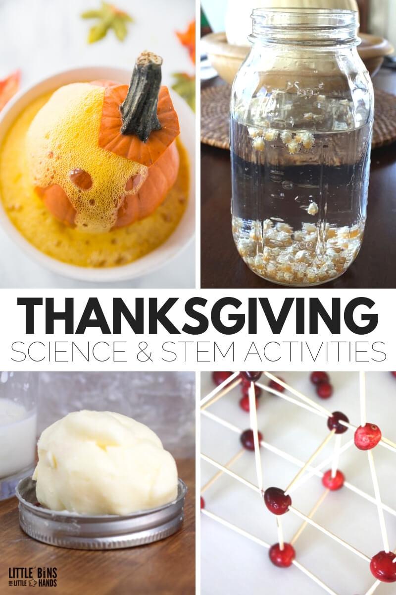 medium resolution of Thanksgiving STEM Activities   Little Bins for Little Hands