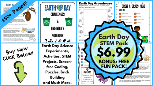 small resolution of 21 Easy Earth Day Activities For Kids   Little Bins for Little Hands
