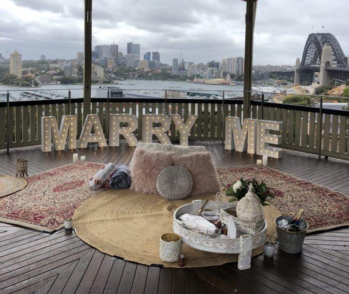 proposal picnic