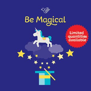 Be magical book box - limited stock!